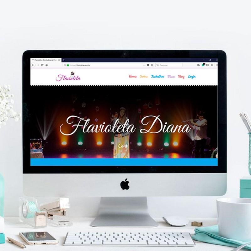 Flavioleta Diana